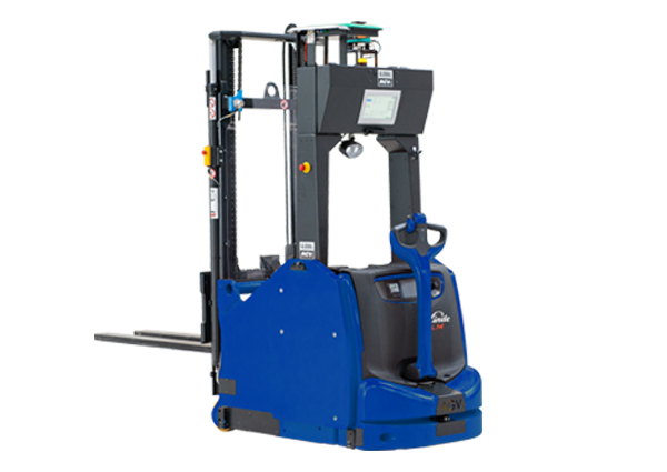 Automated forklift AGV