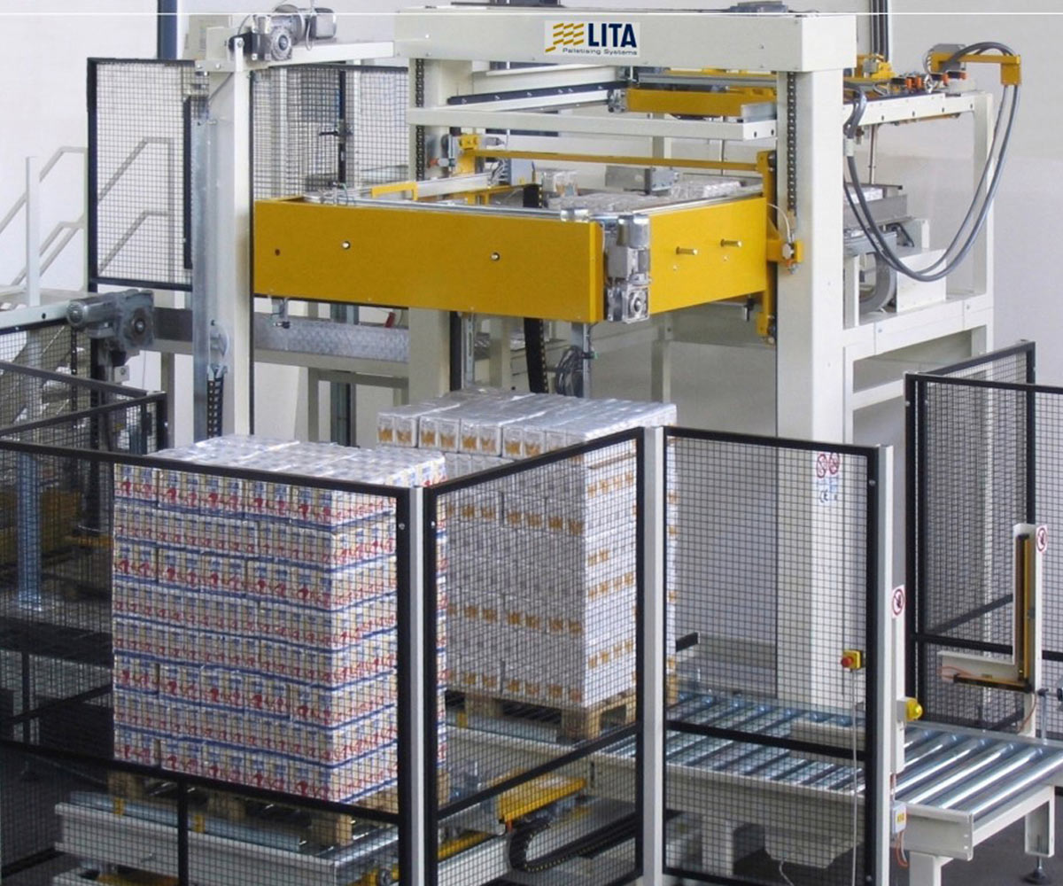 Lita case palletiser